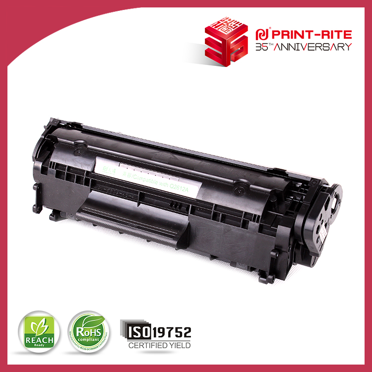 Compatible remanufactured toner cartridge Laserjet q2612a for hp series Premium