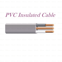 600 Voltage Underground Feeder Cable UF (Flat) cable with PVC Insulation PVC Overall Jacket