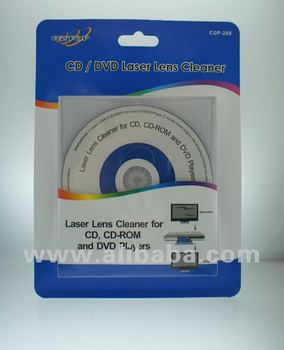 CD/DVD Laser Lens Cleaner