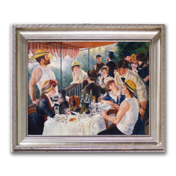 Oil painting reproductions Luncheon of the Boating Party by Pierre Auguste Renoir