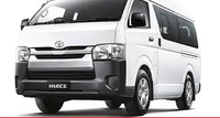 TOYOTA HIACE DELIVERY VAN 2.7L PETROL 3 SEATER SALE 2015 2016