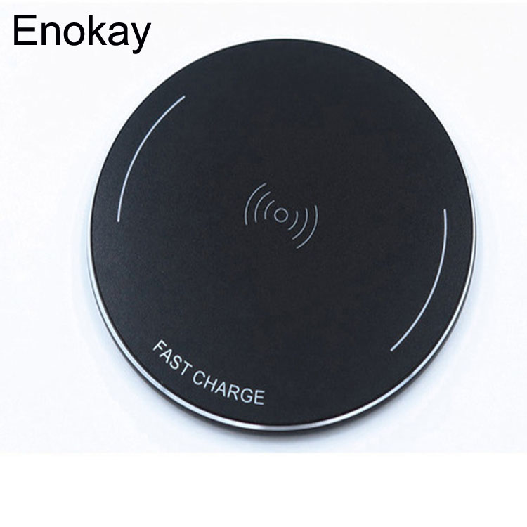New Product 10W metal 3 Coils bracket fast qi wireless charger For Samsung S7