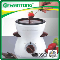 Wantong CE GS ETL Food Grade Approval Hot Sale In Japan Choclate Melter,Chocolate Fondue Pot,Chocolate Melting Pot