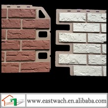 manufactured stone panels faux wall brick cladding