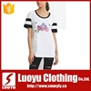 Custom Fashion Gilr Dress t shirt