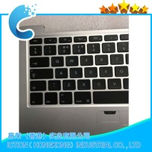 "Original For Macbook Pro Retina 13"" Topcase Palmrest With Keyboard UK Version A1502 2013 2014"