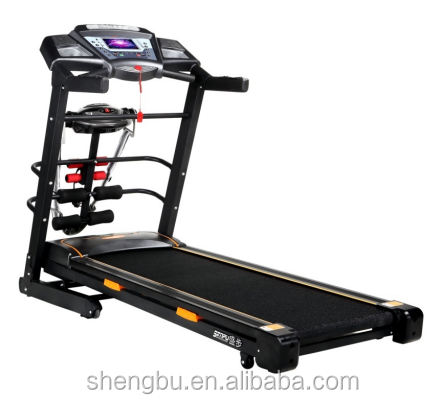 Shengbu 2017 Hot sale home use treadmill / cheap electric treadmills for sale