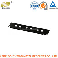 Customized CNC Cutting Computer Enclosure Hardware OR Metal Stamping Part Production Fabrications