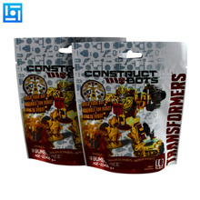 Wholesales Custom Shape Center Sealed Snack Chips Food Plastic Packaging