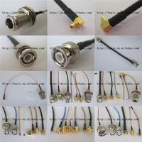 "Wholesale/OEM RF Coaxial Cables CABLE BNC MALE COILED MIC 72"""" 5260-72"