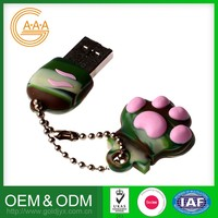 New Style Wholesale Price Oem Design Colorful China Wholesale Custom Pvc Usb Disk Cover