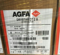 agfa dt2b 35*43 14*17 x ray printer agfa x-ray film for Drystar 5300 5302 5303 5500 5503 AXYS