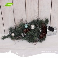 GNW CHTR-1606003 Portable Miniature Cheap xmas tree christmas tree decorations