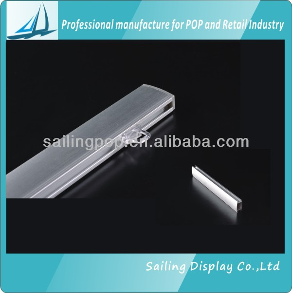 Hanging Aluminum Display Rail for Poster Banner