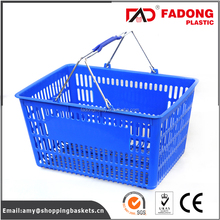 folding laundry basket with legs with metal handle