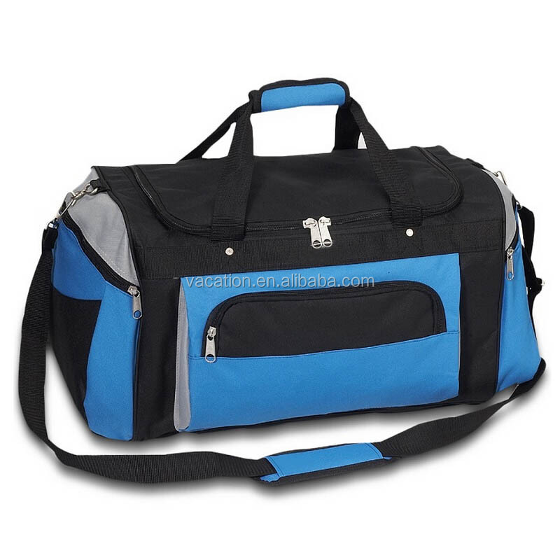 Big space travel bag ballistic nylon bag