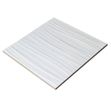 non slip ceramic glaze porcelain travertine white and grey floor tiles
