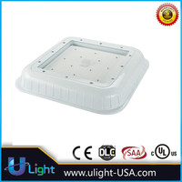 New product Good Price 14000lm gas station led canopy lights of China National Standard