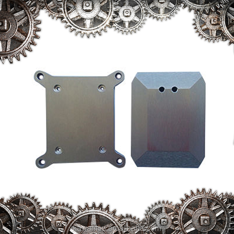 OEM Precision CNC Cushion Block attachment