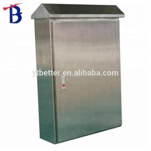High quality customized galvanized sheet metal electrical box