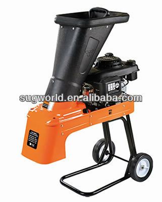 5.5HP garden chipper shredder