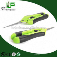 Hydroponics garden pruning shears electric shear scissor/pole tree pruner