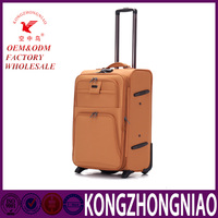 Canton Fair best selling product fancy soft luggage laptop bag men's business travel trolley luggage bag for sale