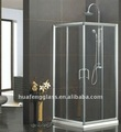 4mm - 10mm Custom Shower Enclosure Glass, Bathroom Door Frost Tempered Glass