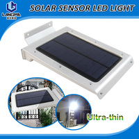 Solar Powered Garden Motion Sensor Led Outdoor Light Lamp