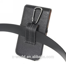 Mobile Phone leather belt clip holster pouch case
