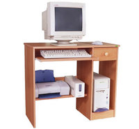 Wooden furniture laptop stand computer table models
