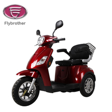 elderly people electric 3 wheel electric scooter for adult trike