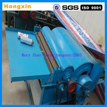 polyester yarn textile fabric waste recycling machine price