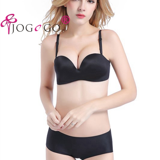 Hotsale high quality hot designer beautiful sexy Ladies fancy magic Panty and Seamless Bra Sets