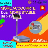 Certificated weight electronic 500kg mechanical weighing scale