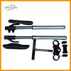 Made in China Dirt bike pit bike off road parts monkey bike front fork with clamp