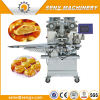 PLC Multifunction Automatic Encrusting Pie Cake