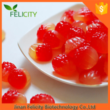 Popular fruit Shaped Jelly Gummy Candy factory directly sale