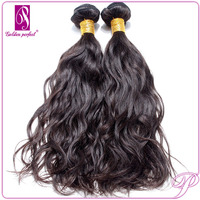 Fashional pretty asian hair weave dark and lovely hair weaves