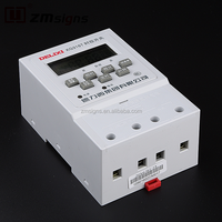 ZMSIGNS outdoor advertising light box microcomputer time controlled switch