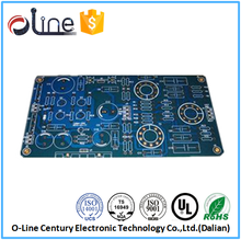 Factory price No halogen UL94v-0 4 layer pcb board with immersion gold