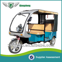 Indian Bajaj Auto Rickshaw For Sale With Passenger Seat