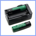 18650 Dual Slot Wall Charger for 2x18650 Rechargeable Li-ion Battery 3.7V