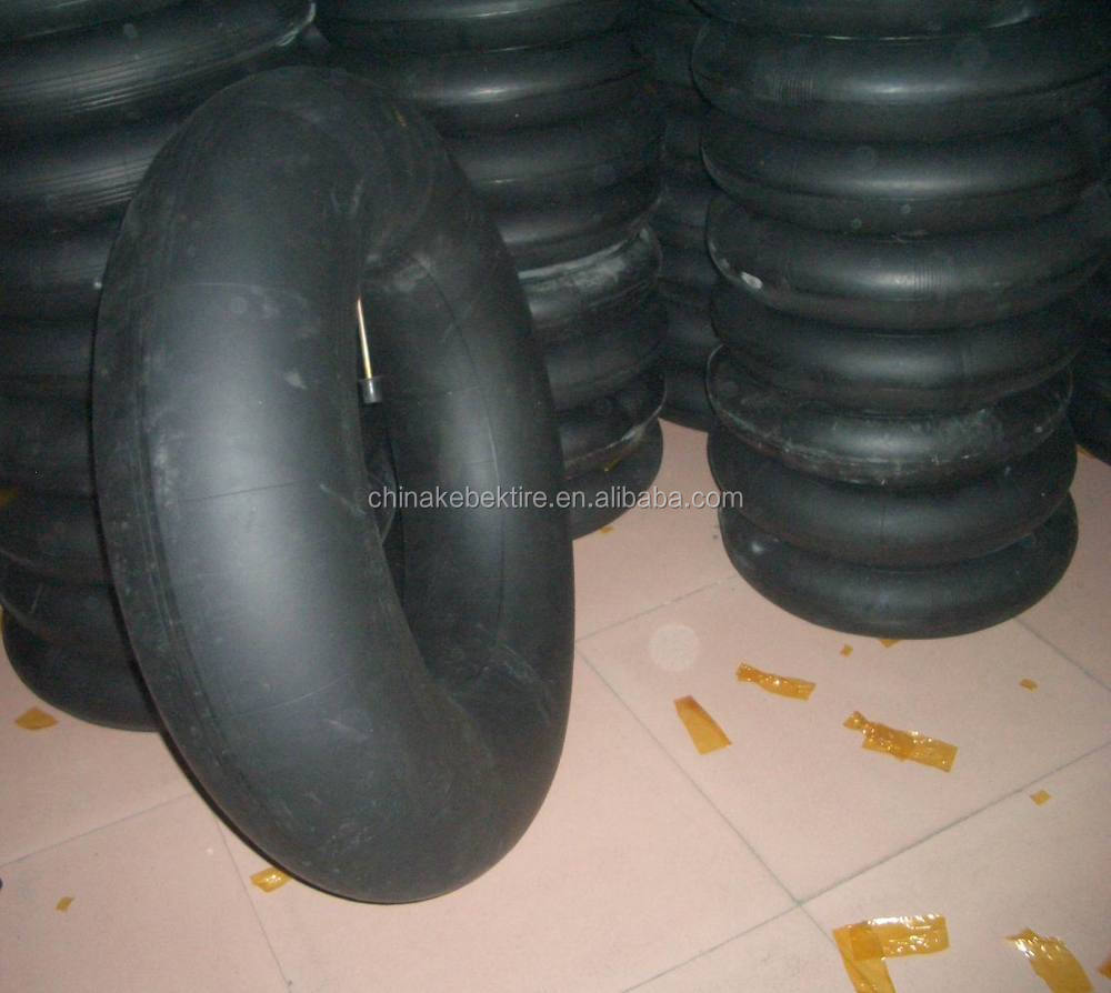 China Semi Truck Tire Inner Tube For Sale 1200R20 1200R24 900R200
