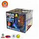 PYRO ENVY 2018 Magnus New Products UN0336 1.4G Consumer 9 Shots Neon Peony Chinese Big Salute 500 gram Cake Fireworks for wholes