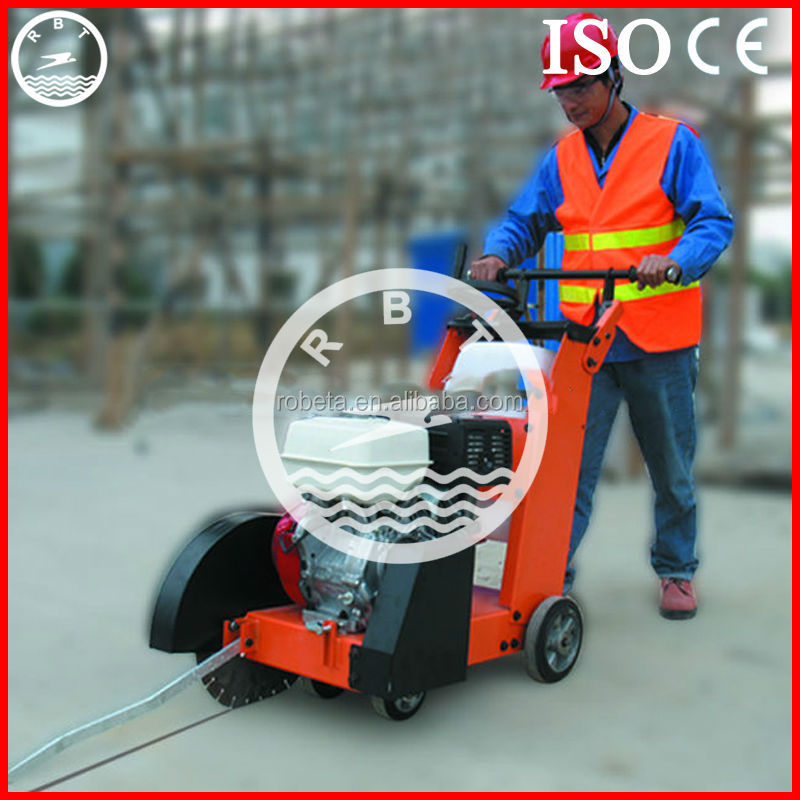 Gasoline Engine Concrete cutter/road cutting machine