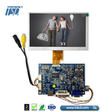 industrial tablet rugged tablet sunlight readable hdmi lvds vga interface 1024*600 7 inch TFT LCD touch screen