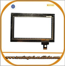 "7"" Genesis touch digitizer for Genesis tablets parts code:70296A0 18.3*12cm"