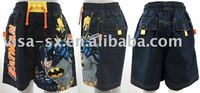 BOYS SHORTS FASHION DESIGNER SHORTS KIDS COMPETITIVE SWIMWEAR
