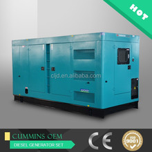 Chinese high quality generator diesel 150kva silent,super silent generator electric 120kw price